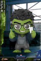 Hot Toys Hulk Avengers Endgame COSBABY COSB668 Mini Figure Bubble-Head Model