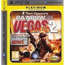 Tom Clancy's Rainbow Six Vegas 2 (PS3 Platinum Nuevo)