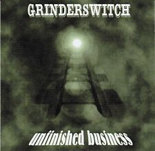 CD GRINDERSWITCH Unfinished Business /Southern Rock / Grinder Switch