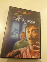 DVD tras la pista de LA PANTERA ROSA