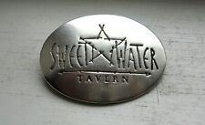 Sterling Silver VA / MD Sweetwater Tavern Restaurant Star Motif Badge