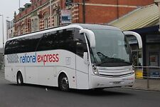 FJ11GKF (Travel de Courcey) National Express Bus 6x4 Quality Bus Photo