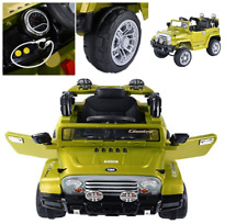 Amazing Ride On Car Truck GIFT XMAS For Kid Toy 12v Electric Battery With RC MP3