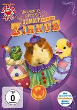 WONDER PETS: KOMMT IN DEN ZIRKUS   DVD NEU  JENNIFER OXLEY/JOSH SELIG/+