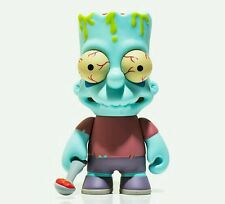 "the simpsons zombie bart 6"" figure new in box kidrobot"