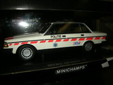 1:18 Minichamps Volvo 240 GL Politie Limited Edition 1 of 300 pcs. in OVP