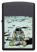 ZIPPO Feuerzeug Moon Landing Astronaut Sitting - Neuheit 2020 - 60004849
