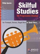 Philip Sparke Skilful Studies - 40 Progressive Studies. Trumpet Sheet Music