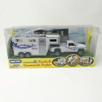 Breyer Stablemates Truck and Gooseneck Trailer New in Box w/ Catalog