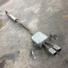 MINI COOPER S R56-8 STANDARD REAR SECTION EXHAUST BACK BOX CENTRE EXIT