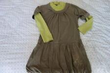 JEANBOURGET robe faux 2 pièces 8 ans