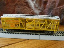 HO Athearn - UP - 40' Stock Car #47035 - no couplers