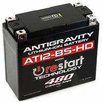 Restart Lithium Battery AT12BS-HD-RS 480 CA Antigravity AG-AT12BS-HD-RS - MC