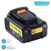 Replace for Dewalt 20V Max XR Lithium Battery 3.0Ah DCB205 DCB200 DCB201 DCB203