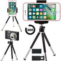 Neu Handy Mini Stativ Universell Einstellbar 360 Winkel Ständer Kamerahalter