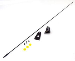 New For Jeep Wrangler Cj Yj 75-95 Antenna Kit Black  X 17214.02