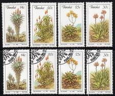 TRANSKEI 1986 MNH  & USED CTO MEDICINAL PLANTS SETS