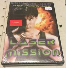 Laser Mission (dvd) Brand New, Sealed. Brandon Lee