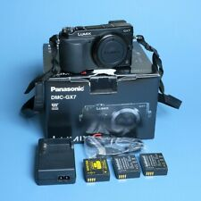 Panasonic LUMIX DMC-GX7 16.0MP Digital Camera - Black (Body Only)
