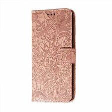 Handyhülle für Xiaomi Redmi Note 10 Pro Schutztasche Cover Bumper Wallet Rosa