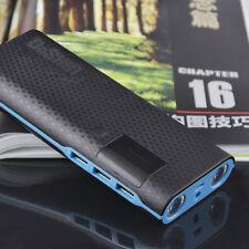 50000mah Power Bank 3USB Dual LED LCD Ladegerät Für Universal Phone Für Xiaomi