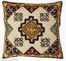 40x40 cm exklusiv Orient handbestickte kelim sumakh Kissen Sitzkissen cushion N6