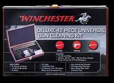 Winchester Deluxe 42 PCE Universal Gun Cleaning Kit