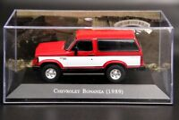 Altaya 1:43 Chevrolet Bonanza 1989 Diecast Models Car Limited Edition Collection