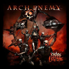 ARCH ENEMY Khaos Legions CD (Female Fronted Melodic Death Metal)