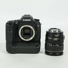 Canon EOS 7D 18.0MP Digital SLR Camera 28-135 Lens BG-E7 Battery Grip