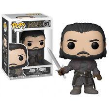 FK29166 Juego de Tronos Pop! Television - Figura Jon Snow (Delante del muro) ...