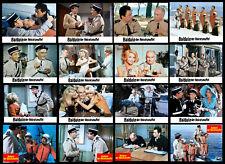 """16 Photos German """"Le Gendarme se marie"""" Louis de Funes / Jean Girault 1968"""