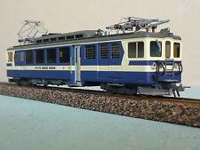 Bemo h0m 1281 324 > Mob < estrecha pista-Elektro-automotor BDE 4/4 nº 3004 (con DSS)