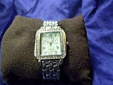 Woman's Cote D' Azur Watch with Crystals B44-682