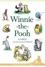 Winnie-the-Pooh (Winnie the Pooh Colour P/Backs), Milne, A. A., Very Good condit
