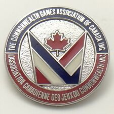 The Commonwealth Games Association of Canada Inc Pin F915