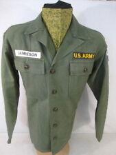 Vietnam US Army Uniform Camouflage Ascot Bib - Special Forces Advisors - XLNT #1