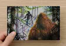Somebody's Squatching You... Greeting cards 10 pack