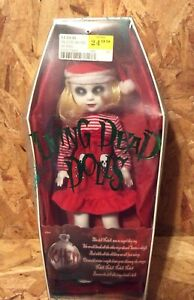 living dead dolls nohell sealed excellent
