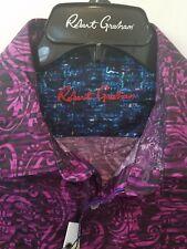 NWT Robert Graham Shirt Sz 2XL- KELTON!!
