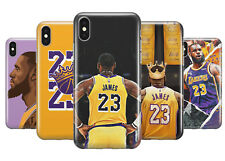 LEBRON JAMES BASKETBALL PURPLE TRIPPY TPU PHONE COVER CASE FOR APPLE IPHONE