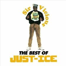JUST-ICE - SIR VICIOUS: THE BEST OF JUST-ICE NEW VINYL RECORD
