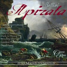 Bellini: Il Pirata (CD, Apr-2012, 3 Discs, Opera Rara) Giannattasio, Parry