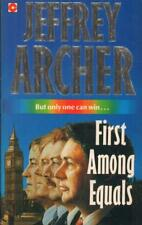 First Among Equals(Paperback Book)Jeffrey Archer-Coronet Books-UK-1-Good