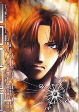 One Piece YAOI Doujinshi Dojinshi Comic Mihawk x Shanks Blade DUO BRAND