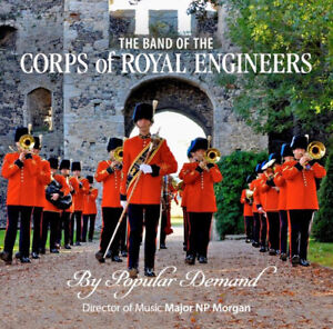 The Band Of The Corps Of Royal Engineers : By Popular Demand CD (2015)