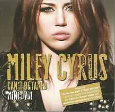 Miley Cyrus - Can't Be Tamed, Mini DVD NEW (not sealed)