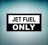 Sticker Sticker Car Aircraft Aviation Airport Jet Fuel