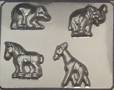 African Animals Candy Mold #627 -  NEW