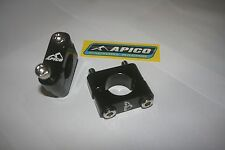 APICO FAT BAR(28.6mm) MOUNTING CLAMPS fits FLAT TOP YOKE- TRIALS + more